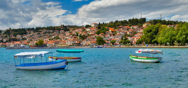 Ohrid and Ohrid Lake Photo Gallery